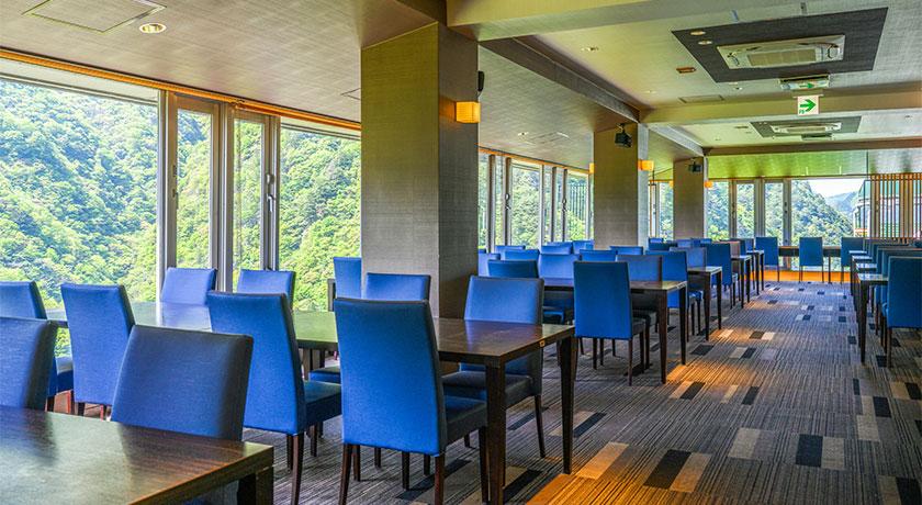 祖谷渓の眺望