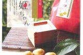 にし阿波美酒シリーズ第2弾 マドレーヌ「小美姫(おみき)ちゃん」販売始めました!