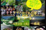 【お知らせ】オトク半額旅行券~にし阿波三好割引旅行券 6月2日(火)発売