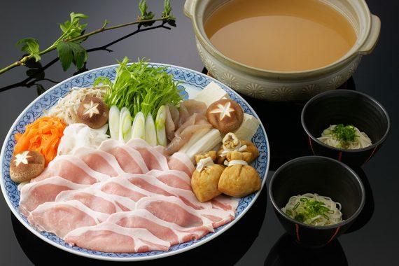 日本酒がふわっと香る!お美姫(みき)鍋 / 4,000円(お一人様)